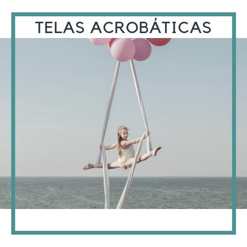 Actividades niños Dénia-Telas acrobáticas