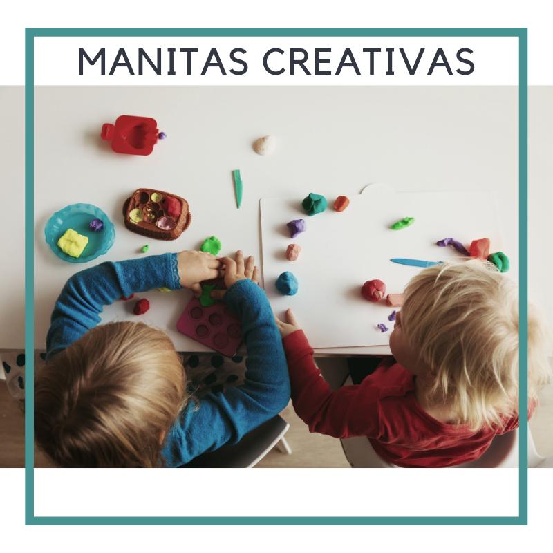 Actividad niños en Dénia-Manitas creativas