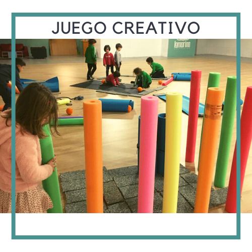 Juego creativo para niños