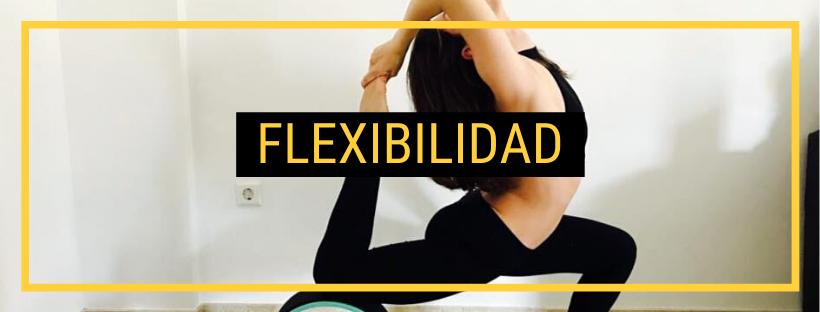 Flexibilidad en Dénia